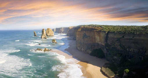 The Great Ocean Road, one of the world's most scenic drives