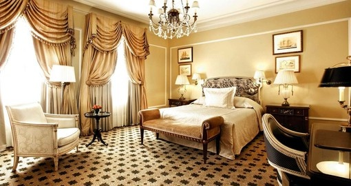 Hotel Grande Bretagne, Junior Suite