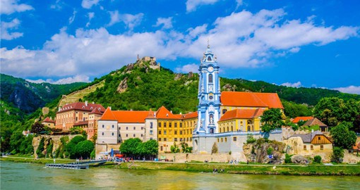 Cruise along the Blue Danube River during your Hungary vacation