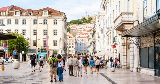 Lisbon is the westernmost large city in Europe