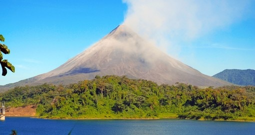 Visit Arenal Volcano on your Costa Rica Vacation