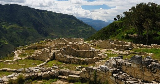See The ruined Citadel City of Kuelap on your Peruvian Vacation