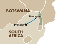 The Blue Train - Pretoria to Hoedspruit
