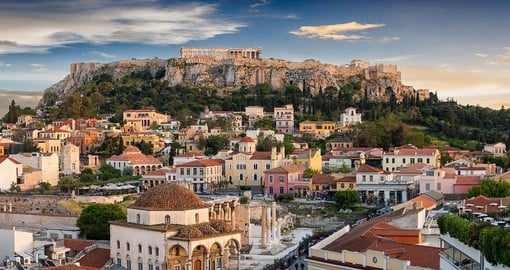 One of the world's oldest cities, Athens is the capital and largest city in Greece