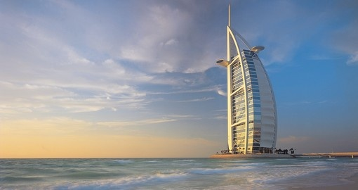 The Burj Al Arab, the ultimate Stay of Distinction