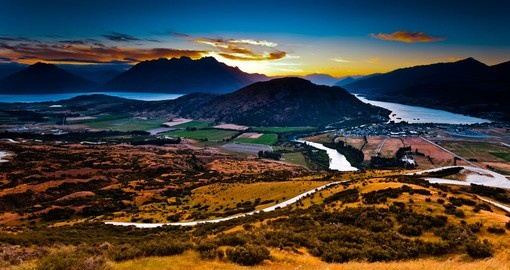 Queenstown, New Zealand's resort city for all seasons