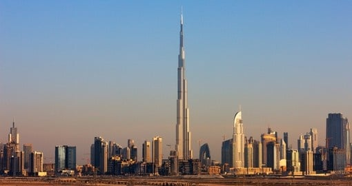Dubai was a desert just 30 years ago, but now you will be amazed by its transformation while on your Dubai vacation.