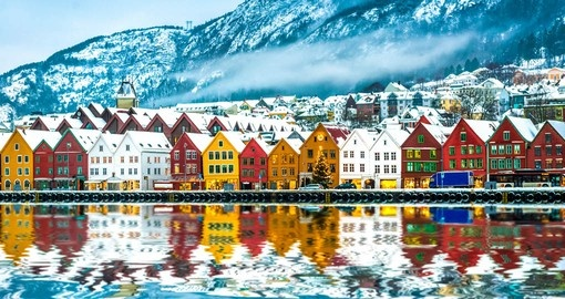 Explore Bergen on your next Norway vacations.