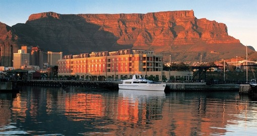 Experience all the amenities of the Cape Grace Hotel during your next South Africa vacations.