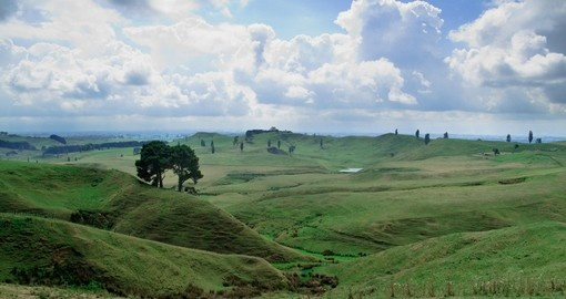 The Shire in The Lord of the Rings was set in this rolling valley