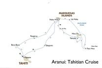 Aranui - Tahiti Cruise