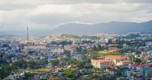 Your Vietnam vacation begins in the city of Dalat