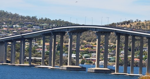 Bridge in Hobart