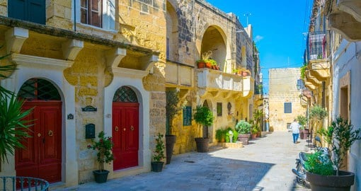 Rabat played a major role in Malta's past and is a prime source of its cultural heritage