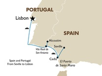 Spain and Portugal: From Seville to Lisbon