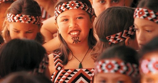 Immerse yourself in New Zealand's Maori culture