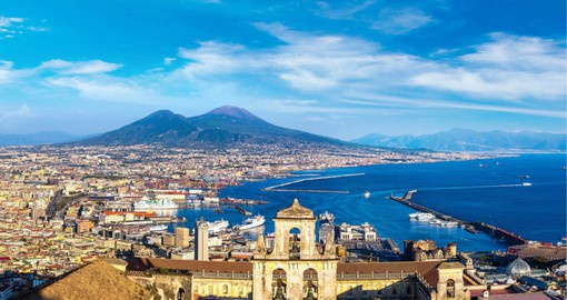 Settled by Greeks in the second millennium BC, Naples is one of the oldest continuously inhabited urban areas in the world