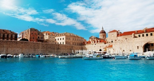 Soak up the atmosphere of beautiful Dubrovnik on your Croatia vacation