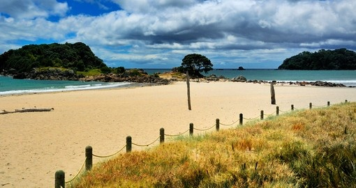 Explore Mt. Manganui and beautiful sights near Tauranga on your next New Zealand tours.