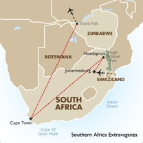Southern Africa Extravaganza
