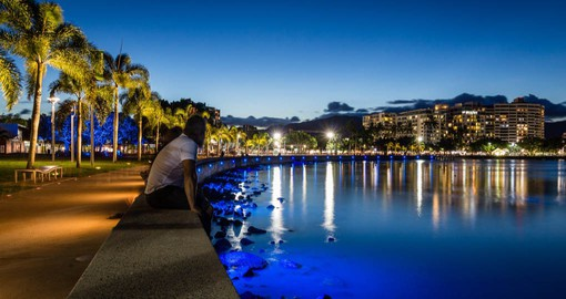 Cairns is a modern and vibrant city and the gateway to the Great Barrier Reef