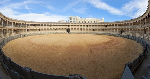 Take in a bullfight on your Spain vacation