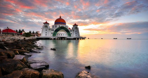 Visit the historic Straits of Malaca on your Malaysia Vacation