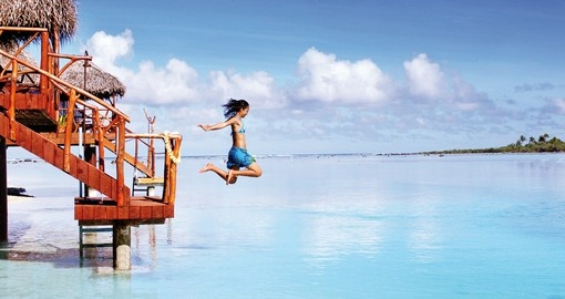 Enjoy amazing Aitutaki Lagoon Private Island Resort during your next Cook Island Vacations.