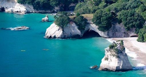 Visit the Coromandel Peninsula on your next Australia tours.