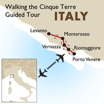 Walking the Cinque Terre Guided Tour