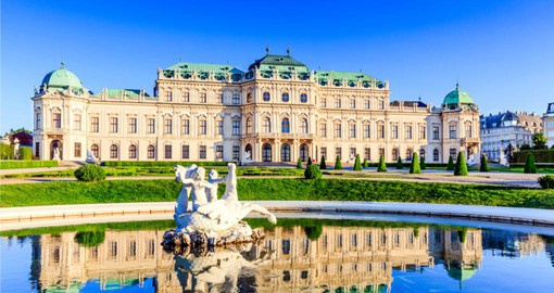 Enjoy the music and culture of Vienna on your Austria Vacation