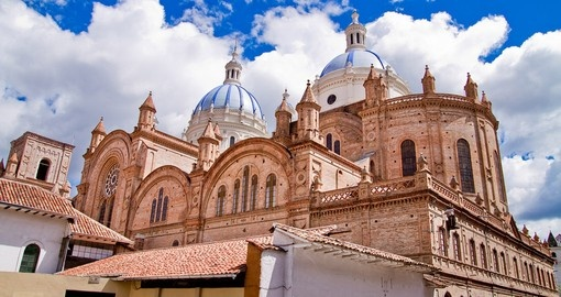 Cuenca is always a popular photo opportunity while on your Ecuador tour