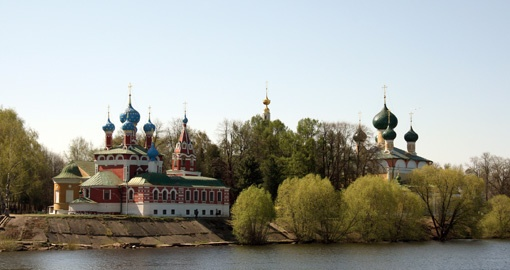 Explore the cities of the Golden Ring during your next Russia vacations.