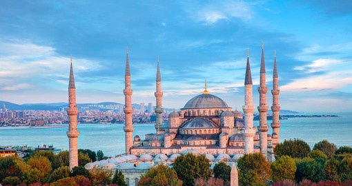 The Blue Mosque is a must see on any Trip to Turkey