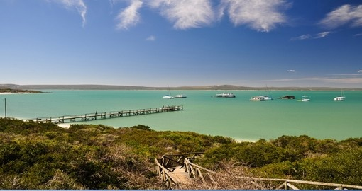 Walk on the beaches of the Langebaan in West Coast during your next South Africa vacations.