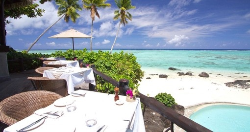 The Pacific Resort Rarotonga  is one of your accommodation choices in this Cook Islands vacation package.