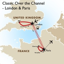 Classic Over the Channel - London & Paris