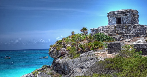 Discover Tulum Ruins during your next Mexican vacation.
