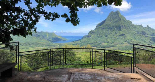 The magical island of Moorea is believed to be the inspiration of the mythical Bali Hai