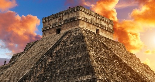 Visit amazing Chichen Itza on your trip to Mexico