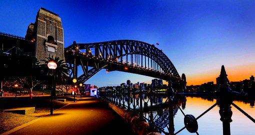 The Story of Sydney gives you an in depth history of this fascinating city