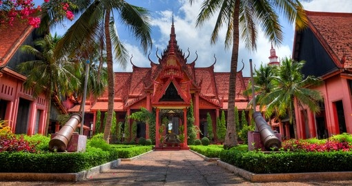 The National Museum, Phnom Penh