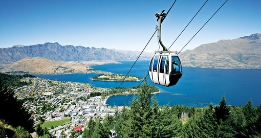 Ride the Skyline Gondola on your New Zealand vacation