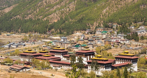Explore one of the magical country Bhutan during your next Asia vacations.
