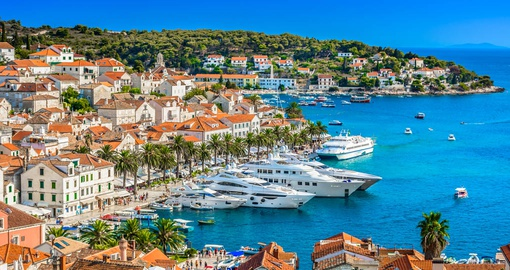 The Dalmation Coast is a classic Croatia destination