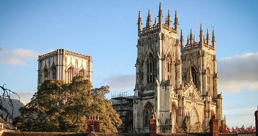 Explore historic York on your England vacation