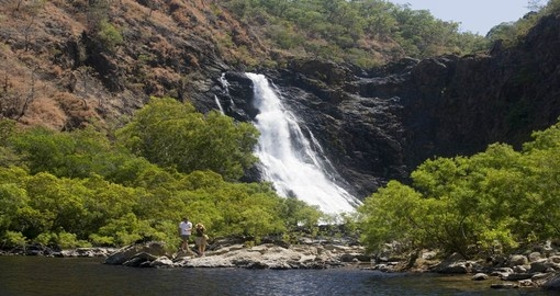 The Waterfalls, Cooktown