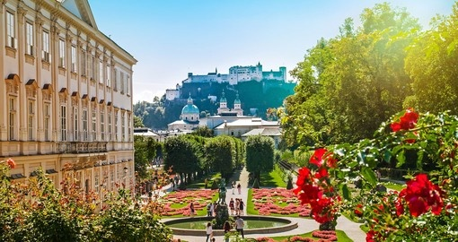 See famous Salzburg, where the Sound of Music was filmed,  on your Austria vacation