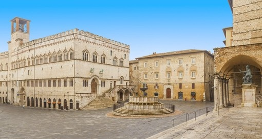 Visit medieval Perugia City on your next Italy vacations.