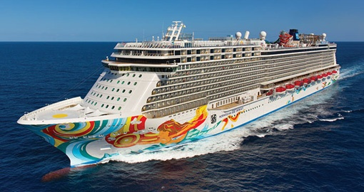 The M/S Norwegian Getaway